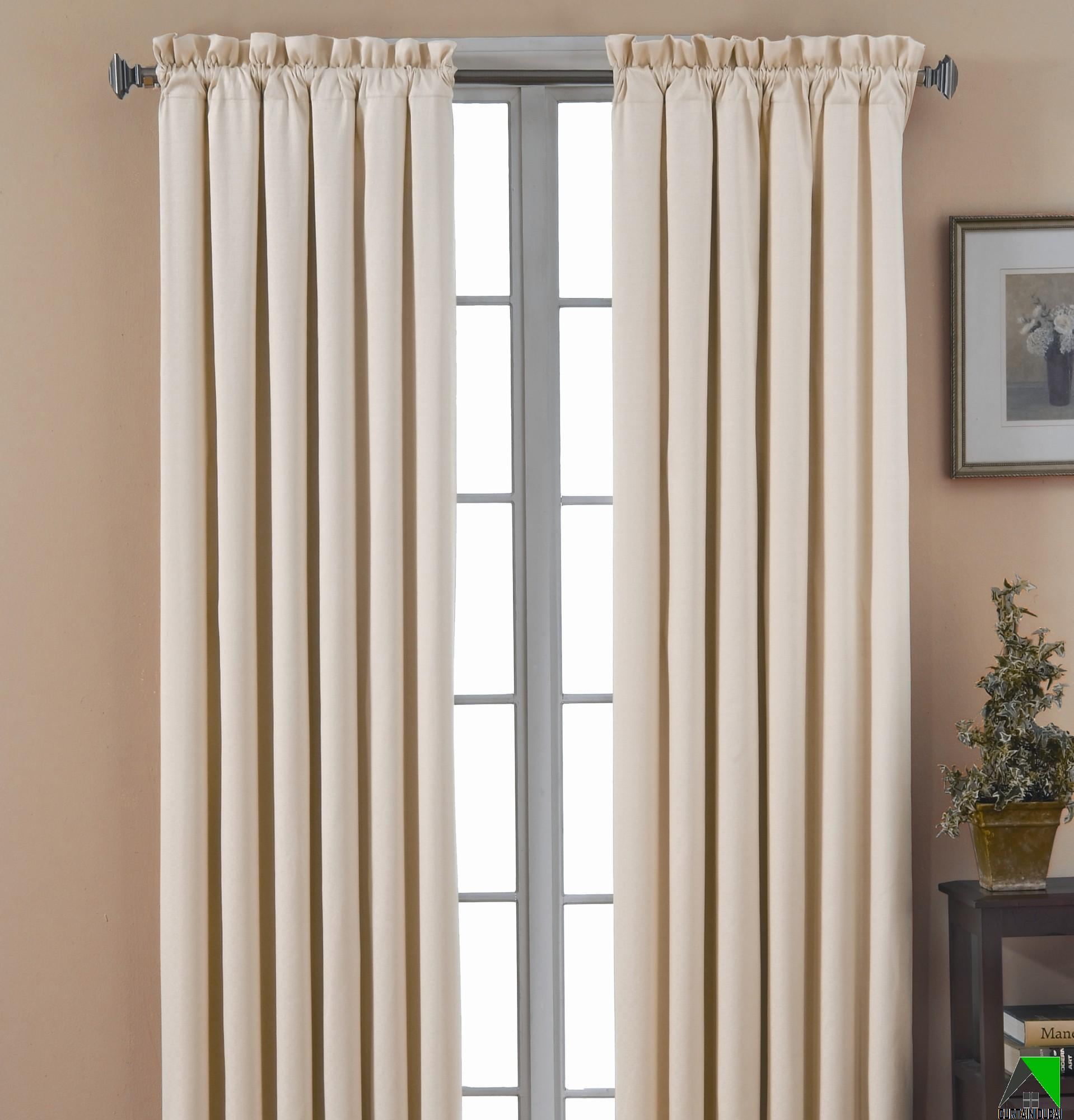 hotel stall long com home polyester dp decor pure fabric curtains extra amazon ufaitheart for x waterproof curtain shower white