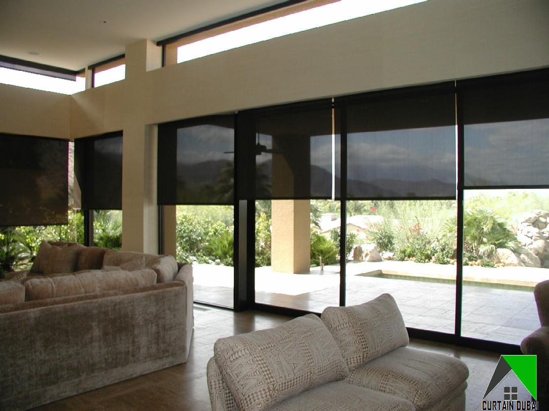 Motorized Curtains Blinds In Dubai Curtains Dubai